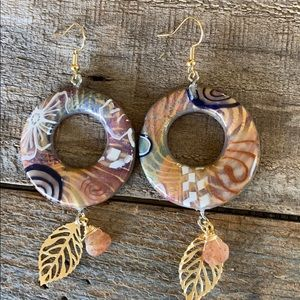 🔥SALE🔥Artisan Gemstone Earrings